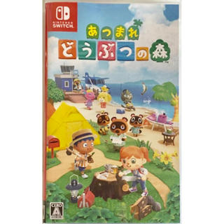 Nintendo Switch - あつまれ どうぶつの森 Nintendo Switch