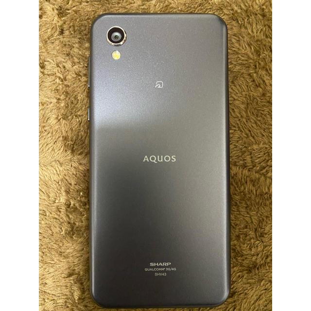 AQUOS(アクオス)のAquos sense2 SIM Free スマホ/家電/カメラのスマートフォン/携帯電話(スマートフォン本体)の商品写真