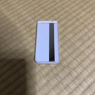 エヌティティドコモ(NTTdocomo)の携帯電話 ドコモ(携帯電話本体)