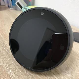 エコー(ECHO)のEcho spot 液晶付きスマートスピーカー Amazon(スピーカー)