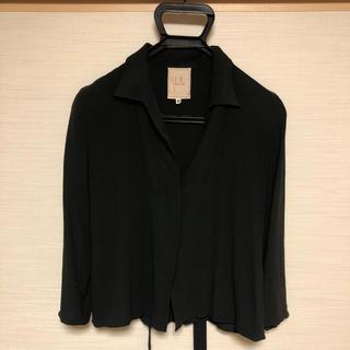 シビラ(Sybilla)のシビラの薄手羽織物 サイズ40(カーディガン)