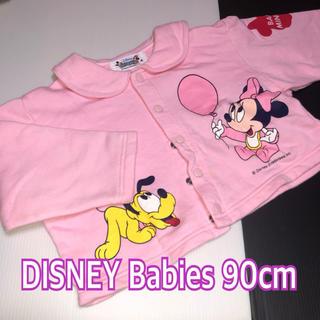 ディズニー(Disney)のディズニーベイビー 90cm(カーディガン)