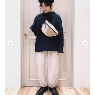 SM2 - SM2 🌹綿麻裾レースパンツ