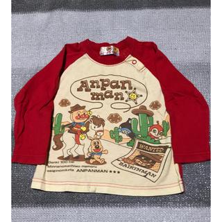 アンパンマン(アンパンマン)のアンパンマン 長袖 シャツ 80(Tシャツ)