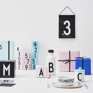 アクタス(ACTUS)のdesign letters アルファベット ブロック(知育玩具)