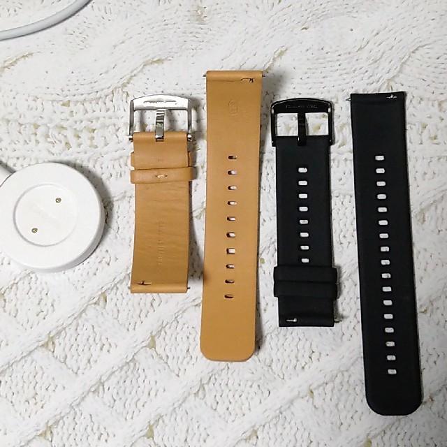 Huawei Watch GT2 42mm ベージュ メンズの時計(腕時計(デジタル))の商品写真