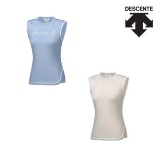 デサント(DESCENTE)のDESCENTE ゴルフ ニットベスト デサント 韓国 knit vest(ウエア)