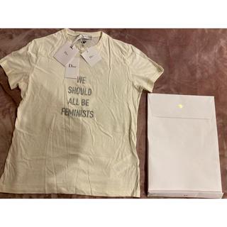 クリスチャンディオール(Christian Dior)のDior WE SHOULD ALL BE FEMINISTS Tシャツ(Tシャツ(半袖/袖なし))