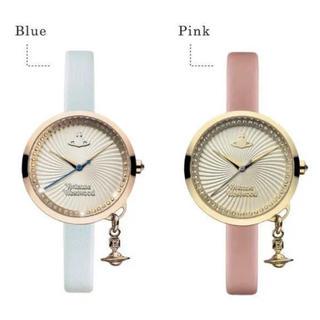 Vivienne Westwood - ヴィヴィアン 腕時計 ピンク