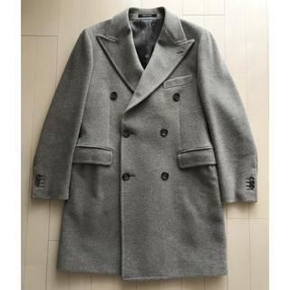 ボリオリ(BOGLIOLI)のTagliatore タリアトーレ コート 46 ウール&アンゴラ ビームス購入(チェスターコート)