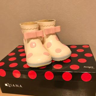 ダイアナ(DIANA)のダイアナ トイストーリー レインシューズ 14cm(長靴/レインシューズ)