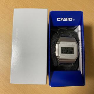 CASIO - casio クリア腕時計