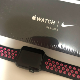 Apple - Apple Watch3 38ミリ