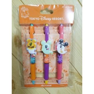 Disney - ディズニーハロウィン ボールペン 3本セット