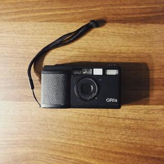 RICOH - 【中古】RICOH GR1s  デート機能付きコンパクトフィルムカメラ