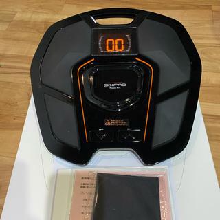 SIXPAD - 使用5回 シックスパッド フットフィット sixpad Foot Fit