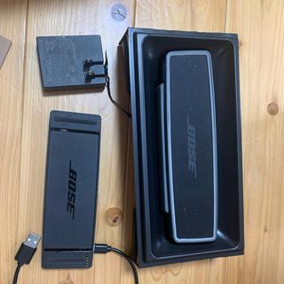 BOSE - BOSE Soundlink mini II Bluetooth speaker
