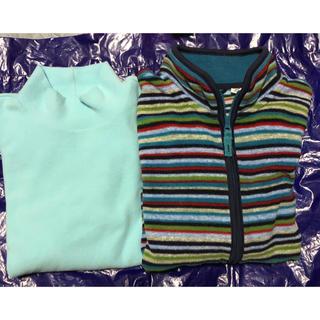 ユニクロ(UNIQLO)のkids UNIQLO2点セット❣️ 140㎝ 値下げ❣️(Tシャツ/カットソー)