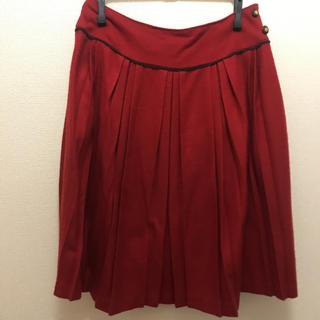 パターンフィオナ(PATTERN fiona)のフレアスカート 膝丈スカート(ひざ丈スカート)