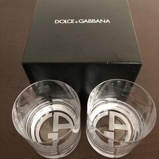 ドルチェアンドガッバーナ(DOLCE&GABBANA)のドルチェ&ガッバーナ グラス2ケセット(グラス/カップ)