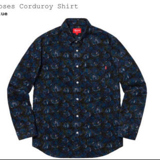 シュプリーム(Supreme)のsupreme rose corduroy shirts(シャツ)