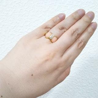ポンテヴェキオ(PonteVecchio)のポンテヴェキオ リング 確認用 着画像 (リング(指輪))