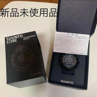 SUUNTO - 【新品】スント コア SUUNTO Core オールブラック 送料無料