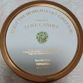Fragrance Love Candle(キャンドル)