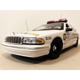 シボレー(Chevrolet)のUTmodels/Chevyシボレー Capriceカプリス パトカー 1/18(ミニカー)