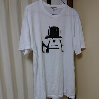 ホンダ(ホンダ)のHONDA ASIMO Tシャツ Lサイズ(ノベルティグッズ)