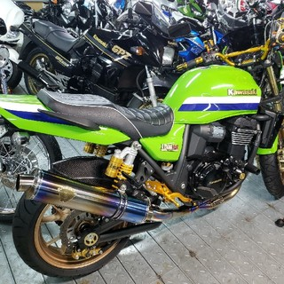 カワサキ(カワサキ)のZrx1200daegファイナル(車体)