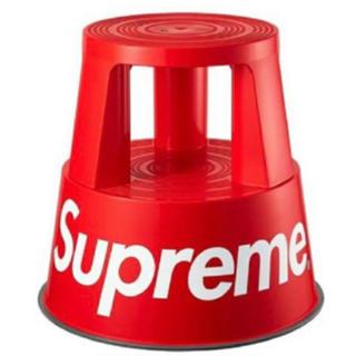 シュプリーム(Supreme)のSupreme Wedo Step Stool Red 椅子 スツール 赤(スツール)