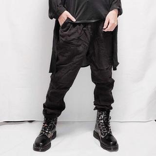 ルグランブルー(LGB)の14th Addiction ハイウエスト ネル パンツ メンズ 1(サルエルパンツ)