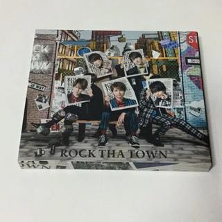 ROCK THA TOWN 初回限定盤 CD+DVD
