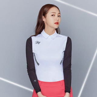 デサント(DESCENTE)のDESCENTE ゴルフ Tシャツ デサント 韓国 golf T-shirt(ウエア)