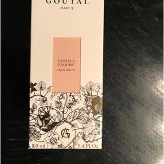 アニックグタール(Annick Goutal)のグタール / ヴァニーユ エキスキーズ EDT 100ml 最新容器(香水(女性用))