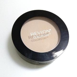 REVLON - 【REVLON】カラーステイプレストパウダーN ライト