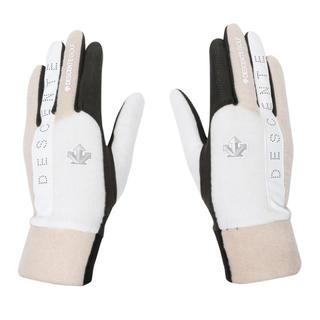 デサント(DESCENTE)のDESCENTE ゴルフ 防寒 手袋 デサント 韓国 golf gloves(ウエア)