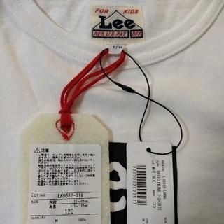 ドアーズ(DOORS / URBAN RESEARCH)の【新品】【匿名配送】Lee キッズロゴTシャツ (Tシャツ/カットソー)