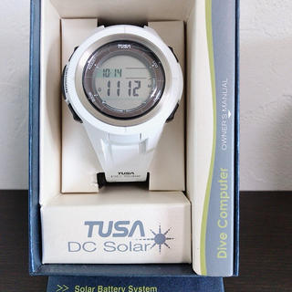 ツサ(TUSA)のTUSA ダイビングコンピューター(マリン/スイミング)