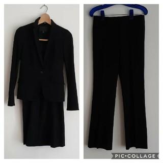 アイシービー(ICB)のICB スーツ3点セット ジャケット・パンツ・スカート ブラック(スーツ)