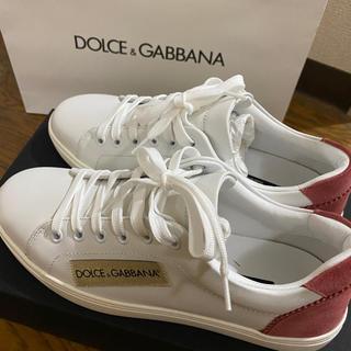 ドルチェアンドガッバーナ(DOLCE&GABBANA)のdolce&gabbana スニーカー (スニーカー)