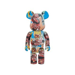 メディコムトイ(MEDICOM TOY)のJEAN-MICHEL BASQUIAT BE@RBRICK 1000%(その他)