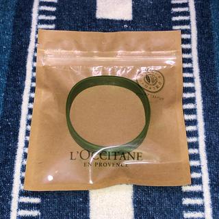 ロクシタン(L'OCCITANE)のロクシタン アウトドア リストバンド 未使用(バングル/リストバンド)