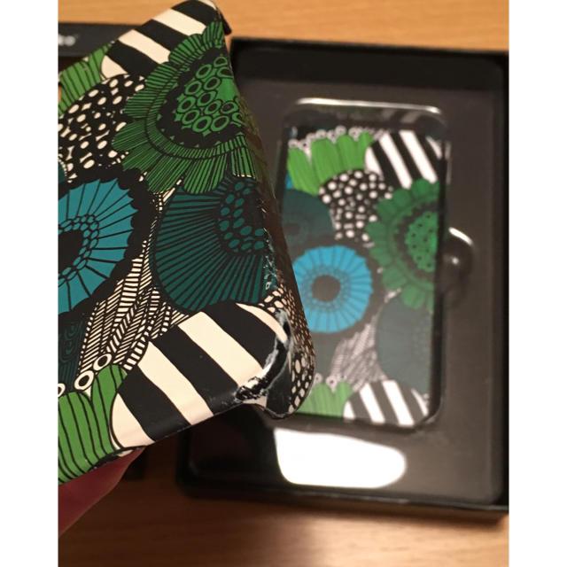 marimekko(マリメッコ)のマリメッコiPhone4sケース スマホ/家電/カメラのスマホアクセサリー(iPhoneケース)の商品写真