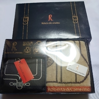 ROBERTA DI CAMERINO - ロベルタエコバックとミニタオル