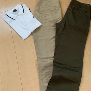 ポールスミス(Paul Smith)のポールスミス チノパン×2 ポロシャツ(チノパン)