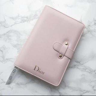 ディオール(Dior)の【DIOR】手帳(ノート/メモ帳/ふせん)