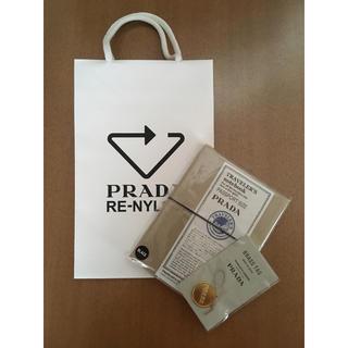 プラダ(PRADA)のプラダ PRADA トラベラーズノート ブラスタグ レギュラーサイズ セット(ノート/メモ帳/ふせん)