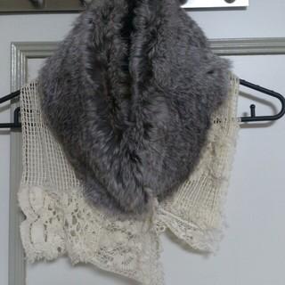 ファーファー(fur fur)の値下げ♡fur fur ラビットファー(マフラー/ショール)